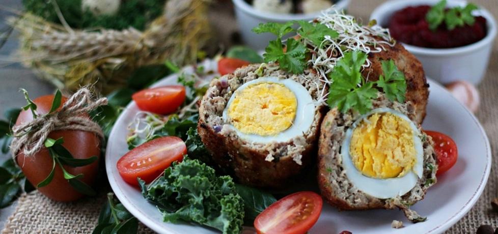Wielkanoc: jajka po szkocku (autor: doradca