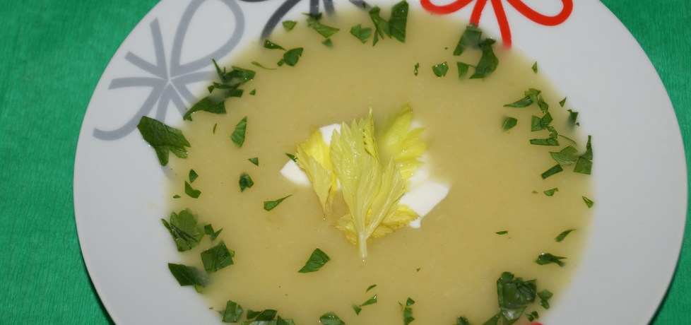 Zupa krem z selera naciowego (autor: alexm)