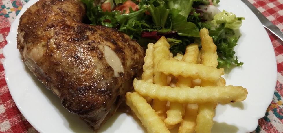 Udka kurczaka w przyprawie do piernika (autor: joanna