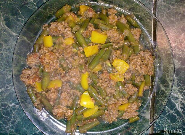 Dietetyczne mielone z warzywami