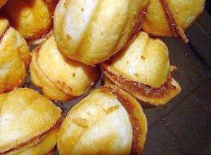 Ciasteczka ala włoskie orzechy.  prosty przepis i składniki