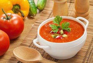 Gazpacho  prosty przepis i składniki