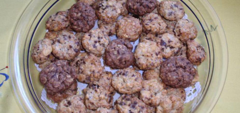 Ciasteczka z płatków owsianych (autor: gosia56)