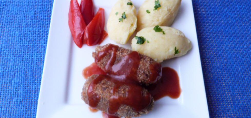 Klopsiki wołowe z sosem pomidorowym (autor: ikrakowianka ...