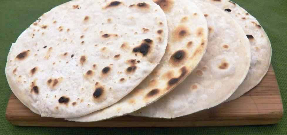 Chapati- indyjski chlebek (autor: koper)