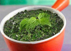 Zupa z pokrzyw  prosty przepis i składniki