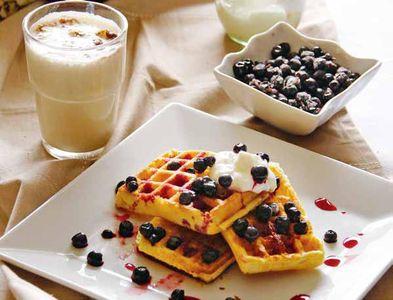 Waffles z usa