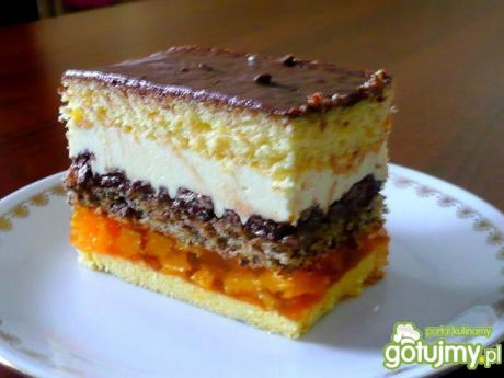 Przepis na super: ciasto z brzoskwiniami