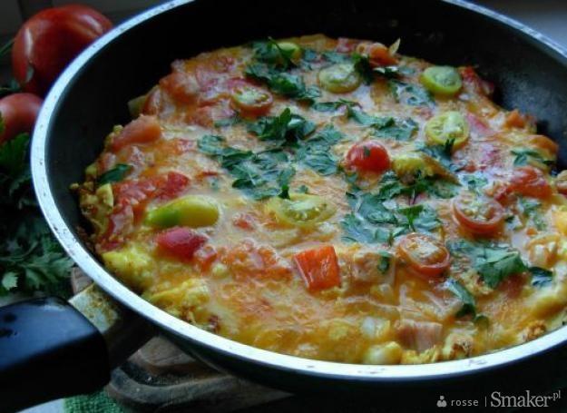Omlet po węgiersku