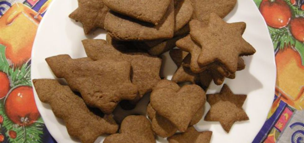 Kruche ciasteczka korzenne (autor: aida)