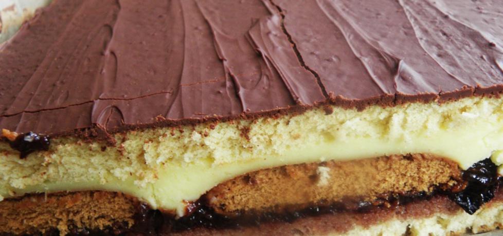 Ciasto katarzynka. (autor: ewa104)