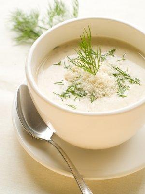 Zupa kalafiorowa  prosty przepis i składniki