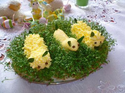 Baranki z masła