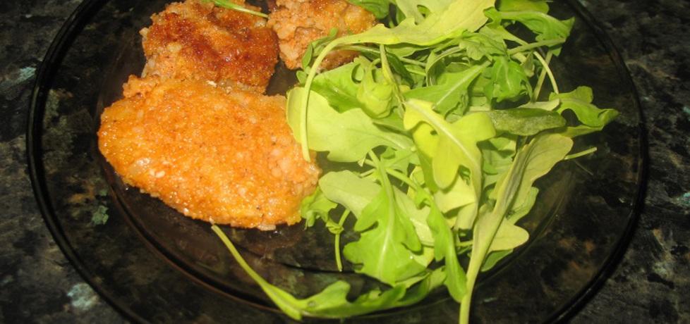 Kotleciki ryżowo  mięsne (autor: berys18)