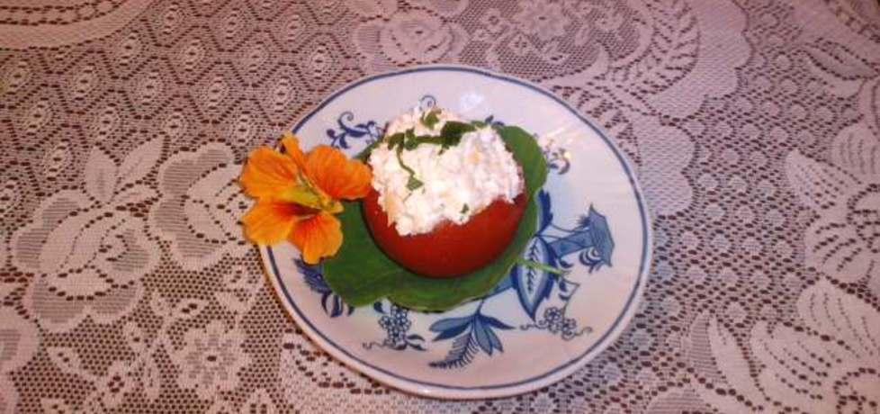 Pomidory z sałatką (autor: halina17)