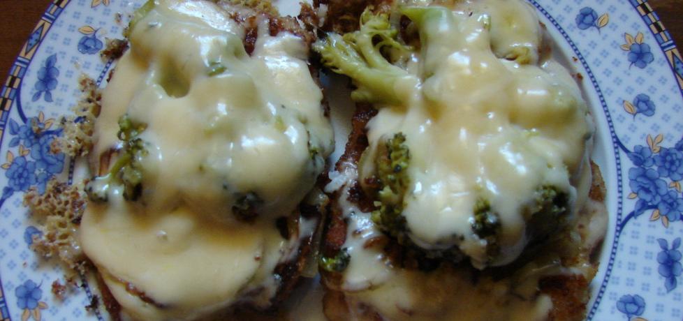 Filet z kurczaka z brokułami i serem (autor: jaheira11 ...