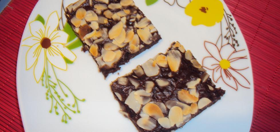 Brownie z kaszy jaglanej (autor: mama-niejadka)