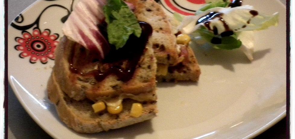 Aromatyczne tosty (autor: lucan)
