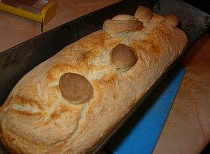 Domowy chleb  prosty przepis i składniki