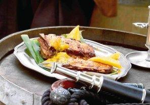 Żeberka z curry  prosty przepis i składniki