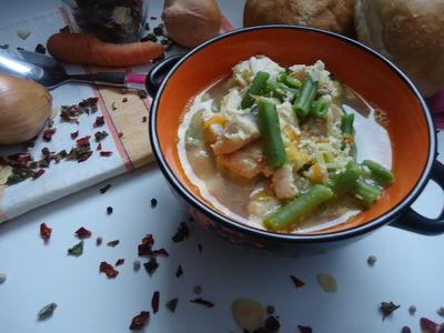 Zupa rybna na ostro