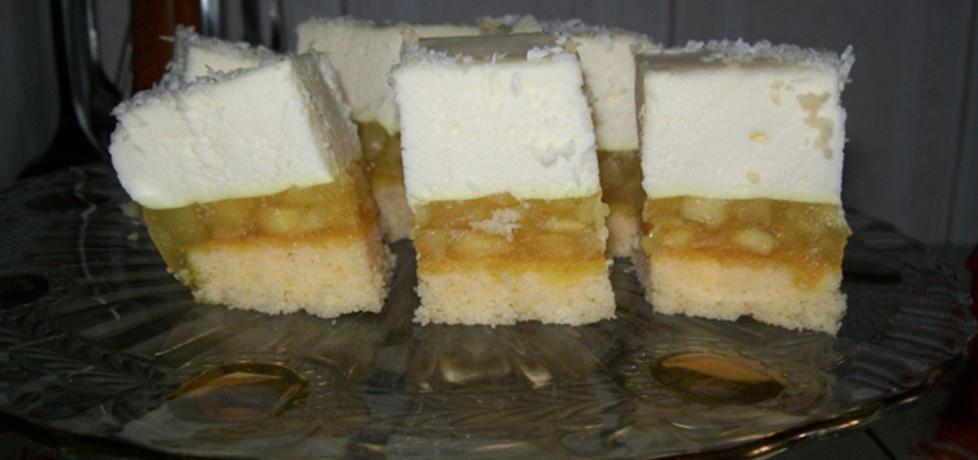 Ciasto z masą jabłkową (autor: madi356)