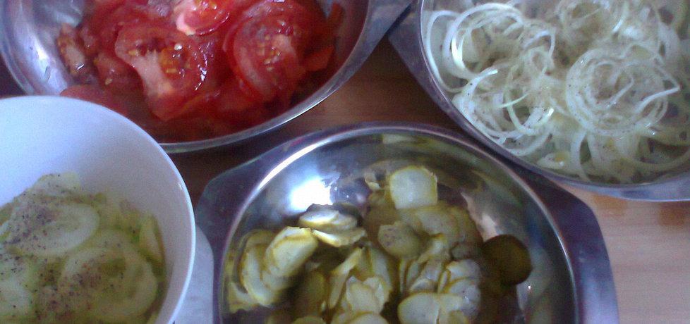 Warzywny wkład do tortilli (autor: jolantaps)