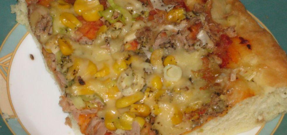 Pizza domowa ii (autor: goofy9)