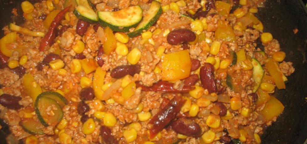 Mięso mielone z warzywami (autor: berys18)
