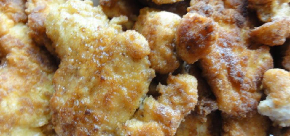 Kotleciki z piersi kurczaka, niby schabowe (autor: bercik1 ...