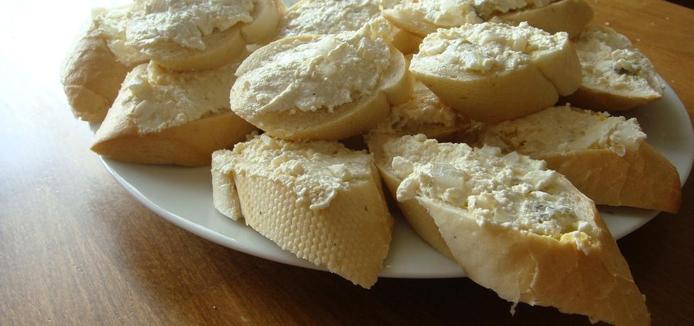 Pasta na kanapki z białego sera (autor: indi)