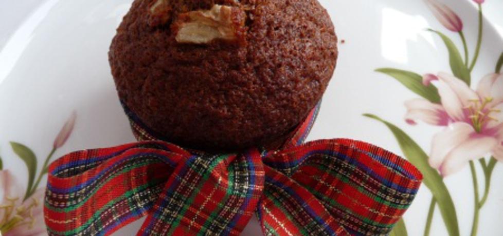 Muffiny czekoladowo-piernikowe (autor: 4muffins)