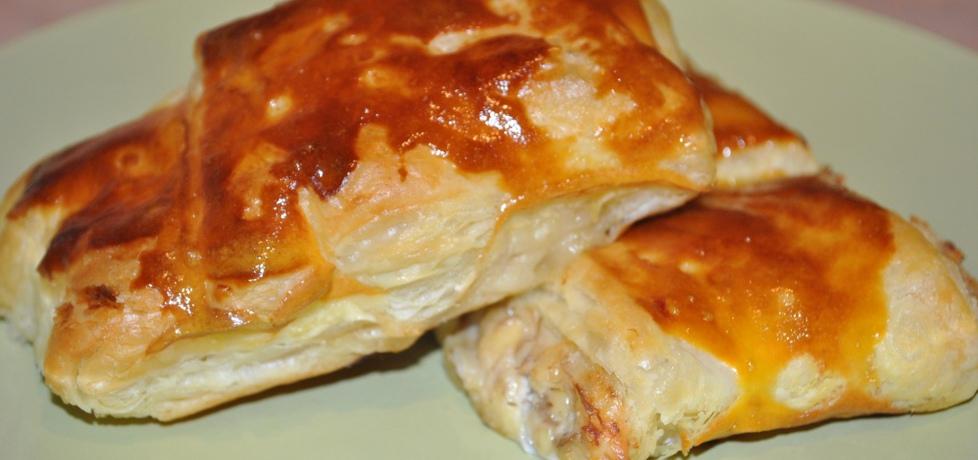 Ciasto francuskie z makrelą (autor: marcin9)