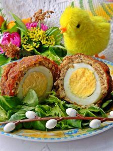 Szkockie jajka