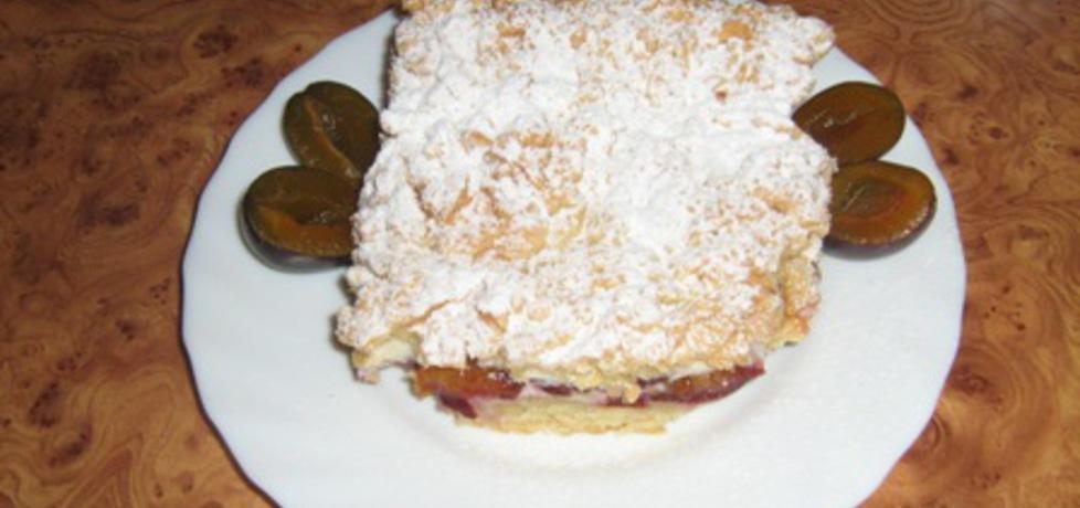 Ciasto śliwkowe z pianką (autor: dianix)