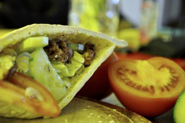 Przepis  kebab po domowemu przepis