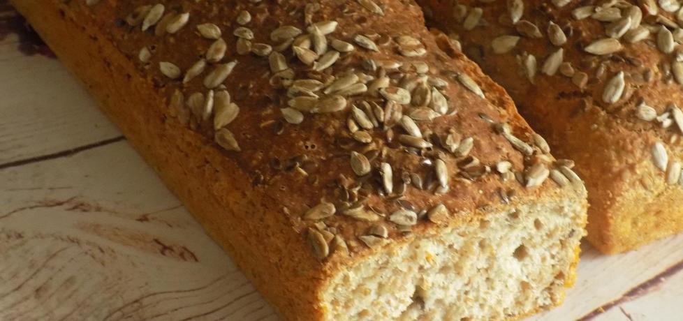 Prosty chleb bez zagniatania (autor: monikaw)