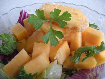 Sałatka z papają