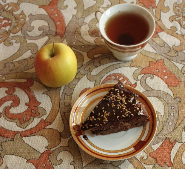 Przepis  ciasto cukiniowe z jabłkami przepis