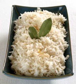 Ryż buddy z imbirem  prosty przepis i składniki