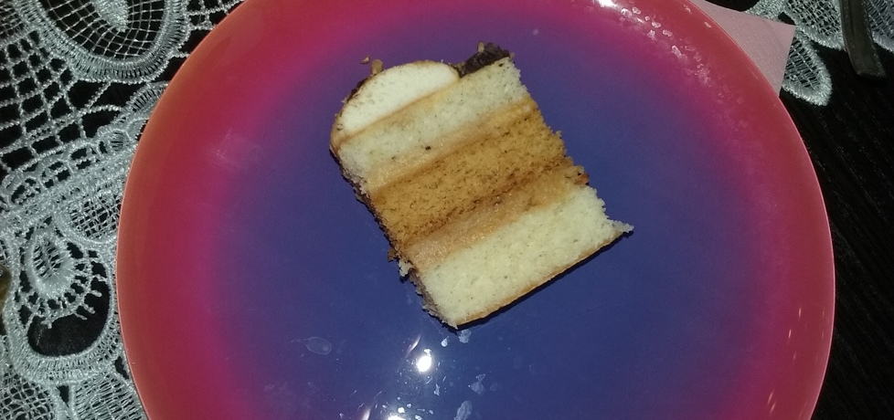Ciasto z masą cappuccino (autor: magdalenamadija ...