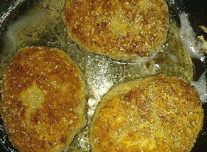 Kotlety z kaszy gryczanej i sera  prosty przepis i składniki