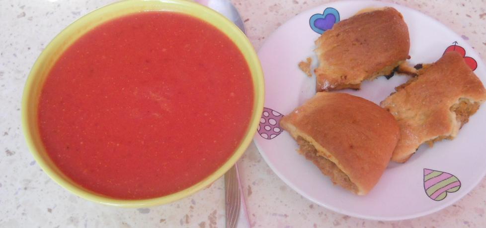 Zupa krem z barszczu czerwonego (autor: smakolykijoanny ...