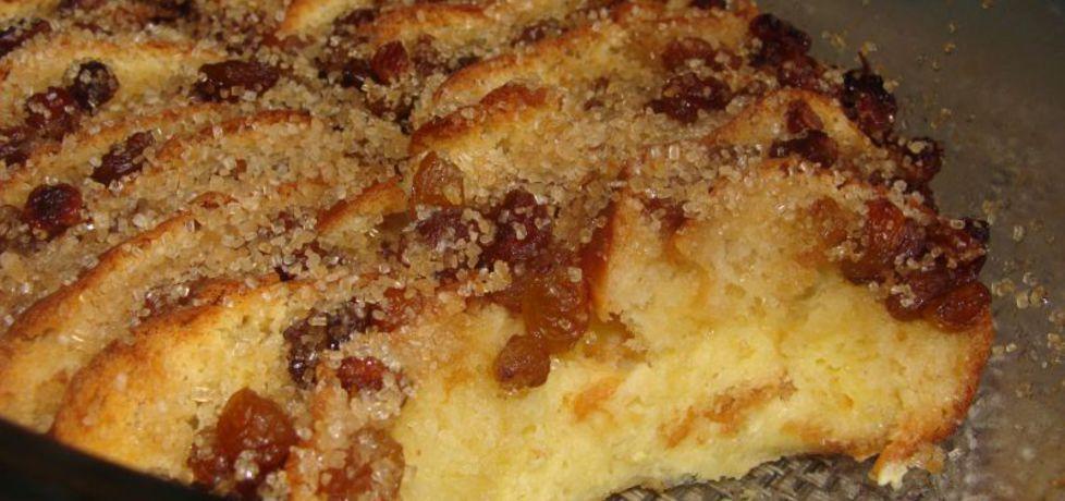 Pudding angielski z czerstwego pieczywa (autor: olla85 ...