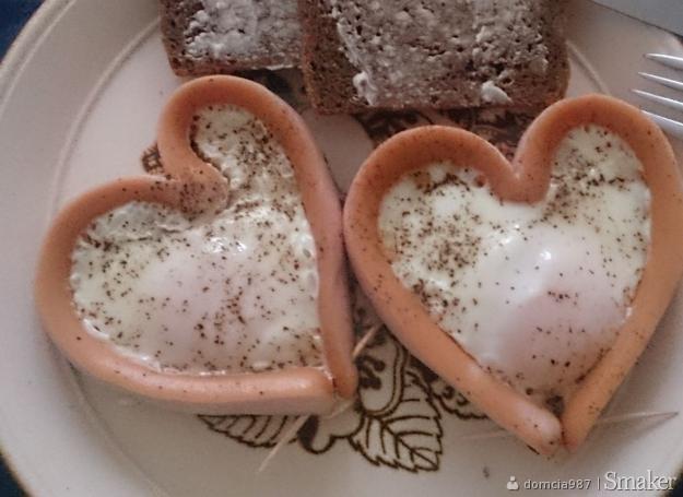 Śniadanie dla ukochanej/ ukochanego :)