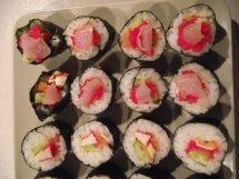Sushi z paluszkami krabowymi  prosty przepis i składniki