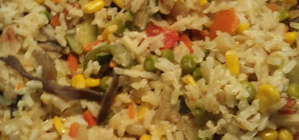 Ryż z warzywami (autor: alexm)