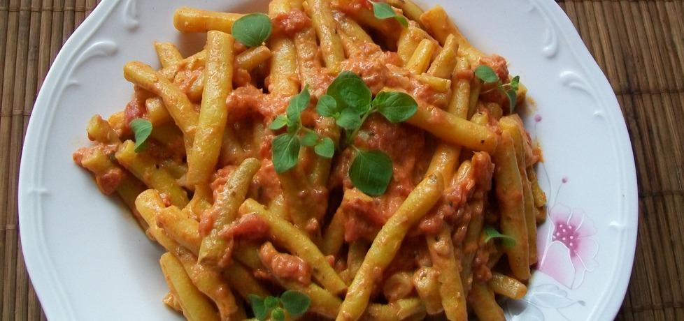 Fasolka szparagowa w sosie pomidorowym (autor: migotka28 ...