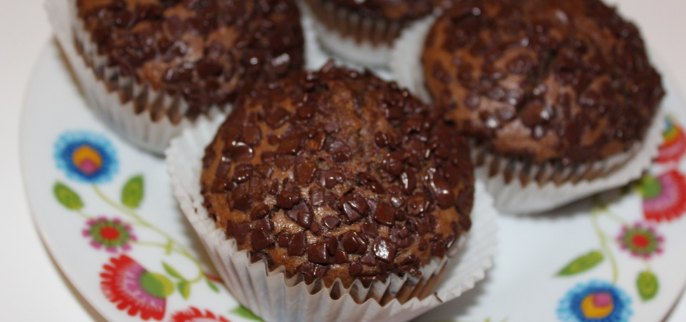 Kakaowo czekoladowe muffinki (autor: mama