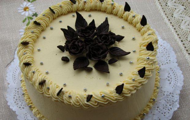 Przepis  tort makowy bogusi przepis